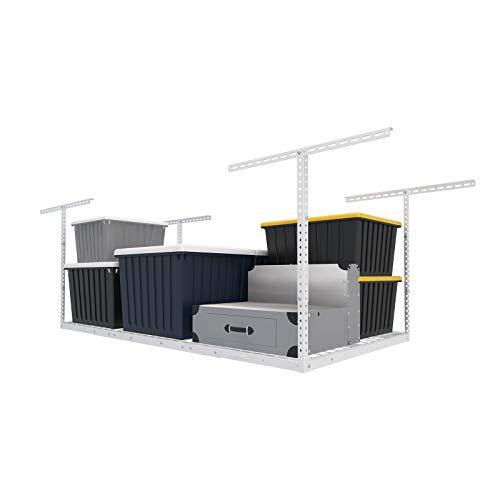 FLEXIMOUNTS 3x6 Overhead Garage Storage Adjustable Ceiling...