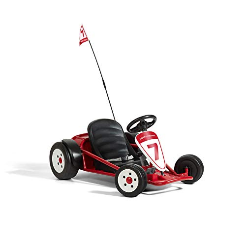 Radio Flyer Ultimate Go-Kart, 24 Volt Outdoor Ride On Toy |...