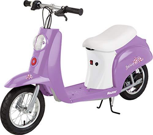 Razor Pocket Mod Miniature Euro-Style Electric Scooter -...