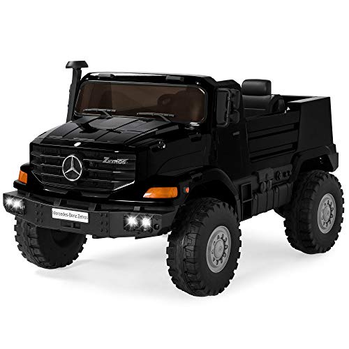 Best Choice Products Kids 24V 2-Seater Ride On Car SUV Truck...