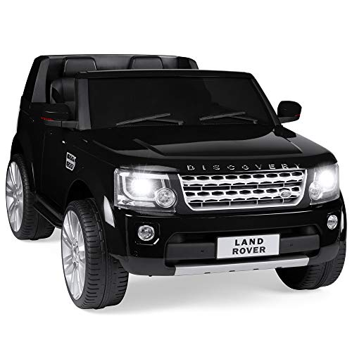Best Choice Products 12V 3.7 MPH 2-Seater Licensed Land...
