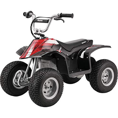 Razor Dirt Quad - 24V Electric 4-Wheeler ATV - Twist-Grip...
