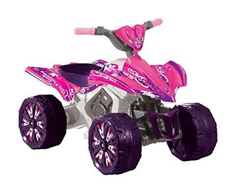 Kid Motorz Xtreme Quad Pink 6V Ride On
