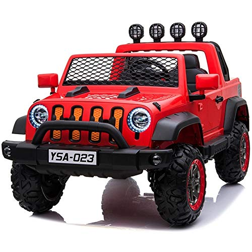 XSLY 1.6m Large Electric Kids Ride On Cars 12V Battery Power...