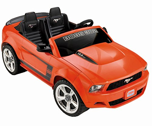 Power Wheels Ford Mustang Boss 302