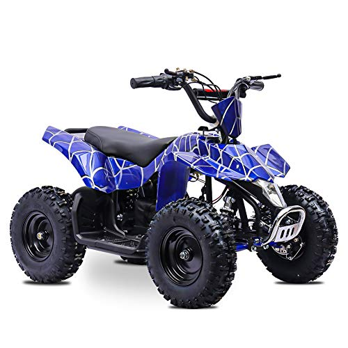 Fit Right 2020 Sahara Kids 24V Mini Quad ATV, Dirt Motor...