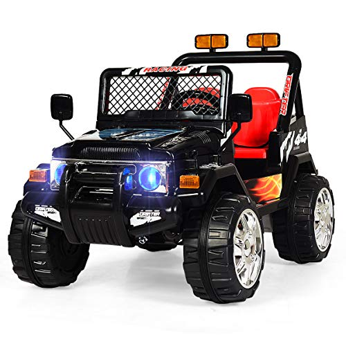INFANS Kids Ride on Car Truck with Remote Control,12V...