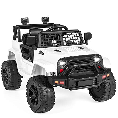 Best Choice Products 12V Kids Ride On Truck Car w/Parent...