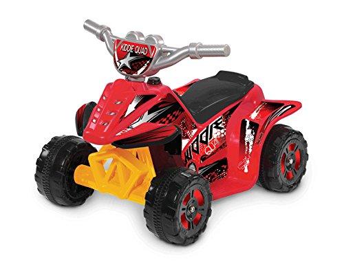 Kid Motorz Kiddie Quad Red 6V Ride On