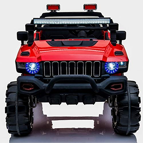 XSLY 135cm Large Seater 12V Kids Ride On Car Electric Truck...