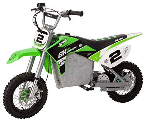 Razor Dirt Rocket SX500 McGrath Electric Motocross Bike -...