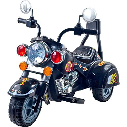 Ride on Toy, 3 Wheel Trike Chopper Motorcycle for Kids by...