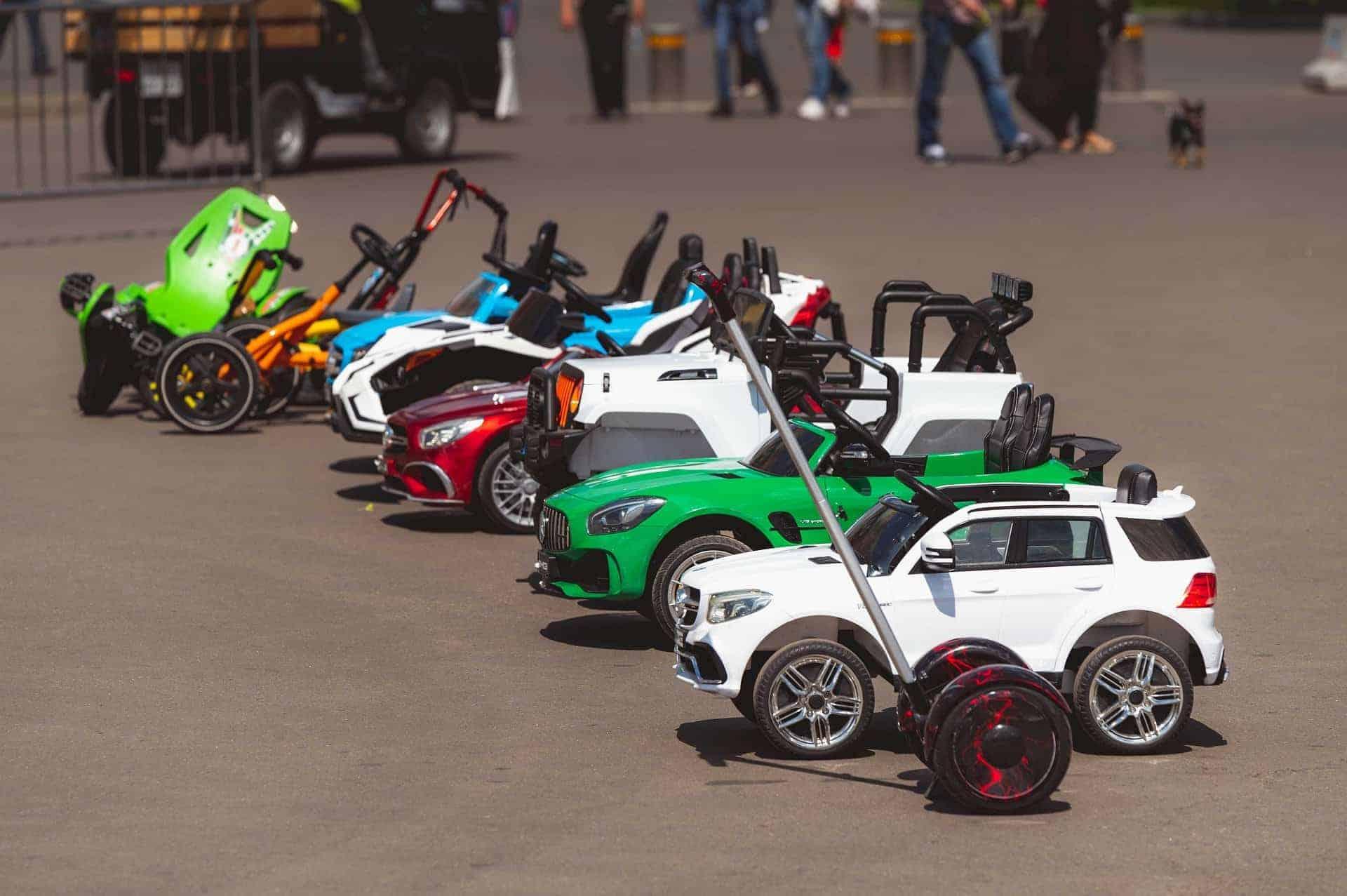 RideOnCars