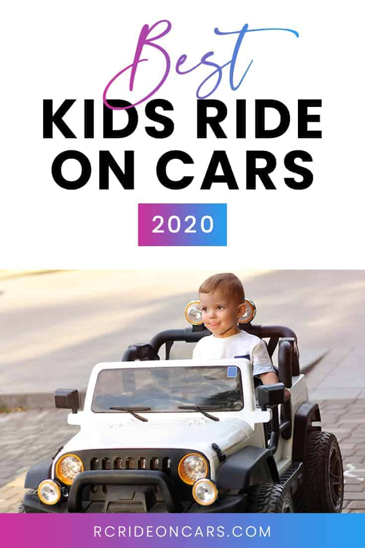Ultimate Remote Controls Ride on cars for kids Buyers Guide 2020