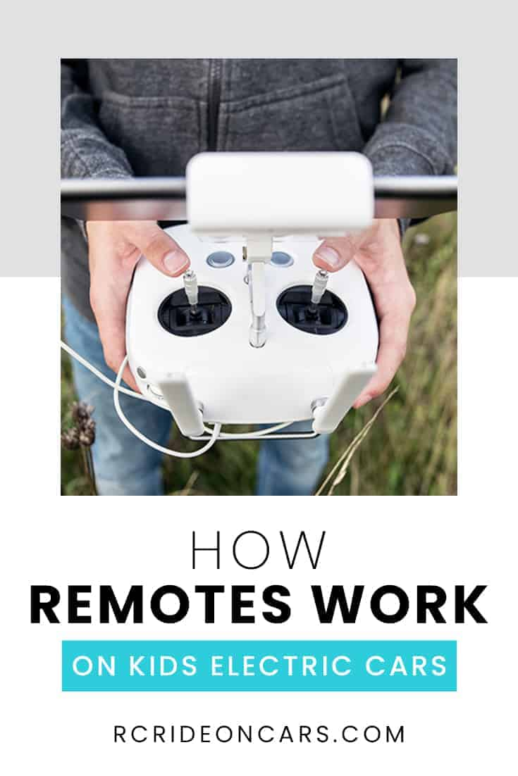How does Parental Remote work on a Kids Electric Car in 2020