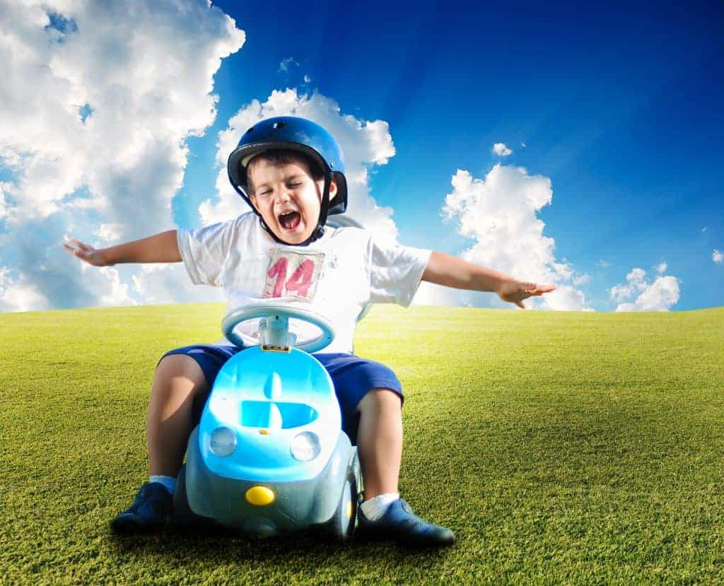 Power Wheels for Different Age Groups
