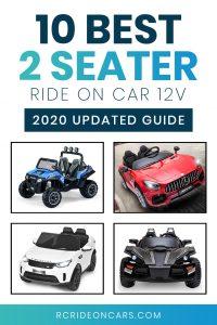 10 Best 2 Seater Ride on Car 12V