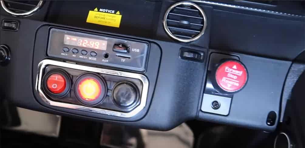 Choice Plus Land Rover Dash