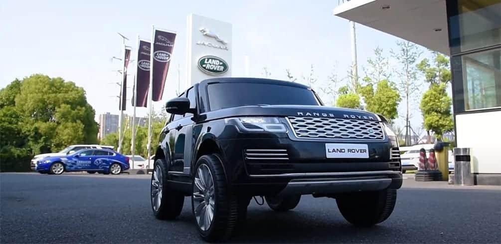 Remote Control Ride on Range Rover