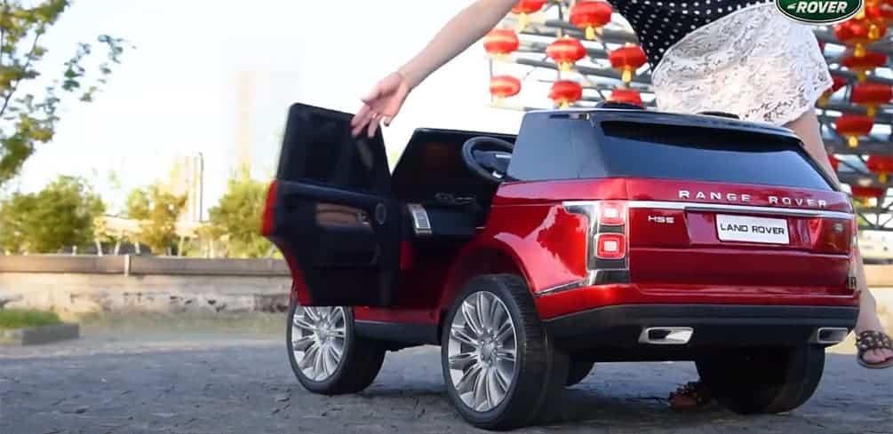 Range Rover Design