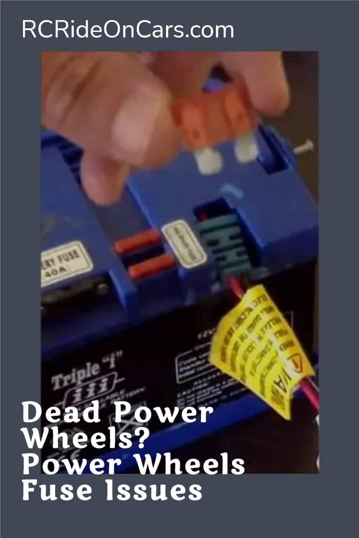 Power Wheel Fuse