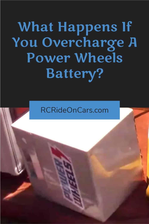 Overcharge Power Wheels