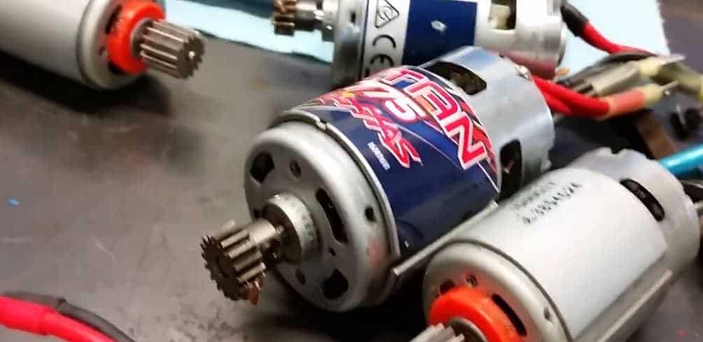 Power Wheels Motor Upgrade