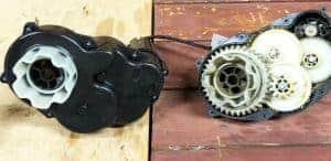 Power Wheels Metal Gearbox Upgrade