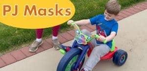 "PJ Masks 15"" Fly Wheel Ride-On"