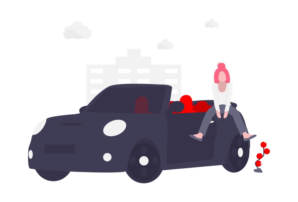 Fast Ride On Car