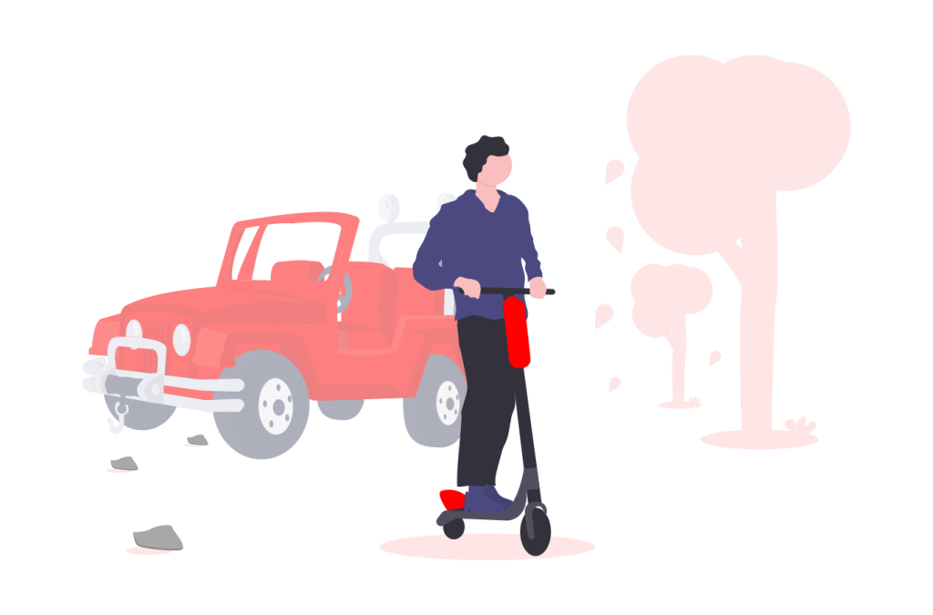 Electric Scooter 2