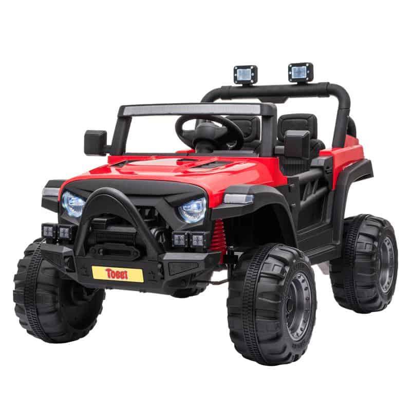 12V Tobbi Jeep