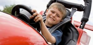 Safety Features Electric Cars For Kids