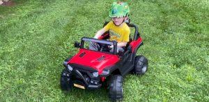12V Tobbi Jeep Review
