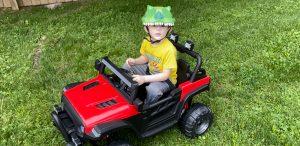 Power Wheels Safety Equipment