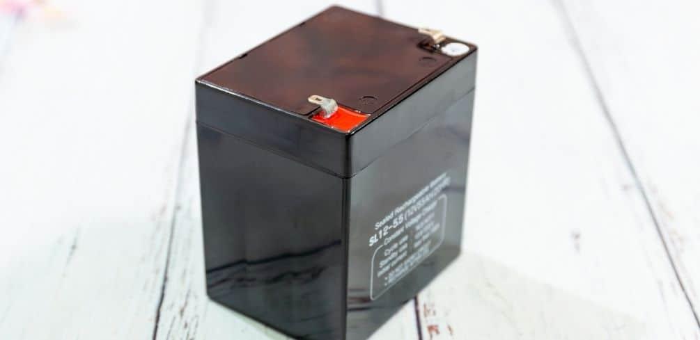 Storing Power Wheels Batteries
