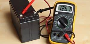 Volts Power Wheels Battery